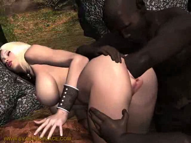 3d cartoon anal porn