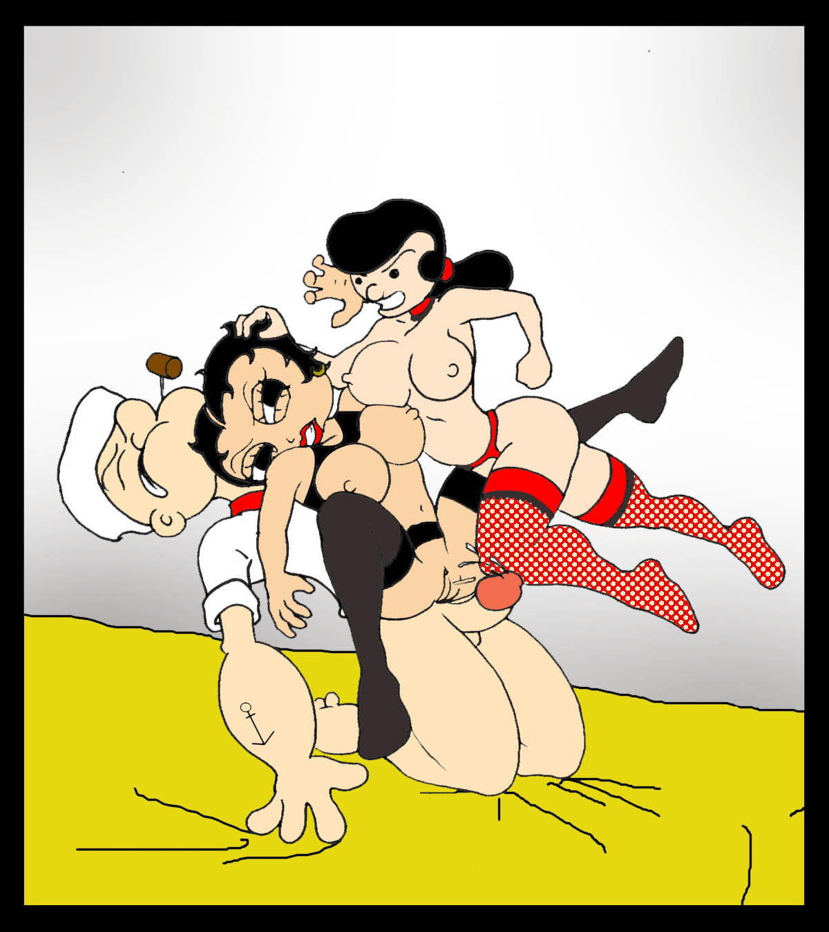 betty boop porn cartoon