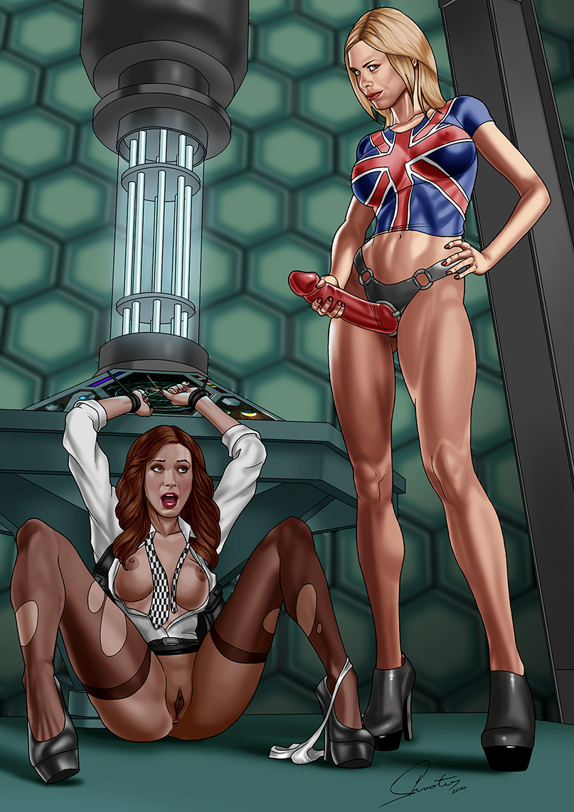 doctor who cartoon porn